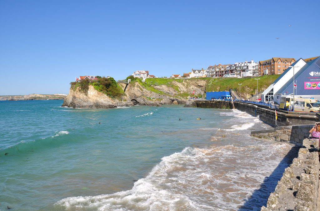 Newquay Things to do and Places to See – November 2016