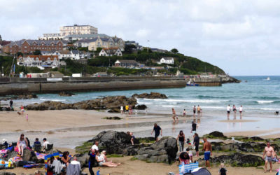 A Potted History of Newquay – A Little Slice of Holiday Heaven!